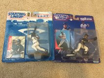 2 Frank Thomas figures new in packages in Camp Lejeune, North Carolina