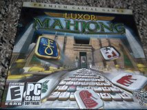 PC GAME LUXOR MAHJONG in Alamogordo, New Mexico