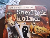 PC GAME THE LOST CASES OF SHERLOCK HOLMES in Alamogordo, New Mexico