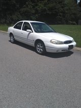 2000 Ford contour in Fort Campbell, Kentucky