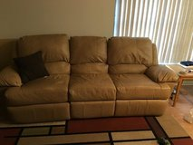 Broyhill Couch and Recliner in MacDill AFB, FL