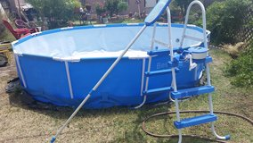 "Swim Pool 30"" x 12' in Alamogordo, New Mexico"