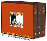 THE COMPLETE CALVIN AND HOBBES Three Volume Set in a Slipcase in Naperville, Illinois
