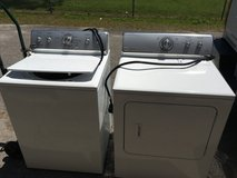 Maytag Centennial Washer and Dryer(reduced price) in Wilmington, North Carolina
