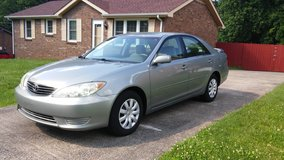 2005 Toyota Camry in Fort Campbell, Kentucky