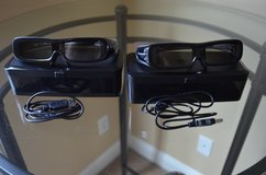 Panasonic 3D Glasses in Moody AFB, Georgia