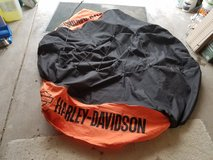 Harley davidson motorcycle cover in Morris, Illinois