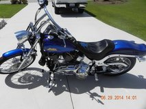 2007 Softail Custom Limited Edition in Camp Lejeune, North Carolina