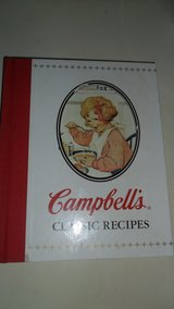 campbell's classic recipes cookbook in Fort Campbell, Kentucky