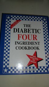 The diabetic four ingredient cookbook in Clarksville, Tennessee