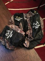 7pc REALTREE AP Seat Covers for 2015 Toyota Tacoma Excellent Condition! in Fort Campbell, Kentucky