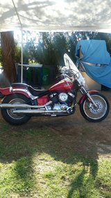 07 Yamaha Vstar 650 in Barstow, California