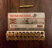 Winchester 30-30 win 150 Grain Power-Point in Tinker AFB, Oklahoma