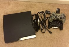 PlayStation 3, Controllers, Charging Dock, & Game in Fort Leonard Wood, Missouri