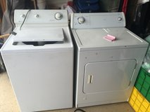 Maytag washer and Whirlpool dryer in Camp Pendleton, California