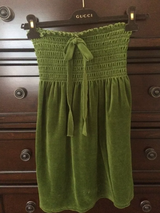 Juicy couture velour smocked dress M in Camp Pendleton, California