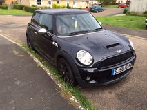 Mini Cooper s 2007 in Lakenheath, UK