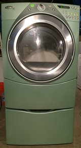 Whirlpool DRYER ( Gas ) FRONT LOADER ( Energy Star ) in Camp Pendleton, California