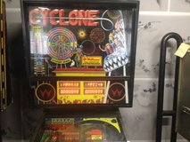 Pinball cyclone in Ramstein, Germany