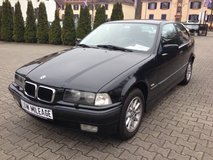 2000 BMW 316ti Compact-Low Mileage-EU Spec-in Baumholder in Spangdahlem, Germany