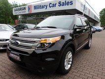 2014 Ford Explorer XLT 4WD in Spangdahlem, Germany