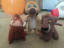 Disney Simba's Pride stuffed toys in Camp Lejeune, North Carolina
