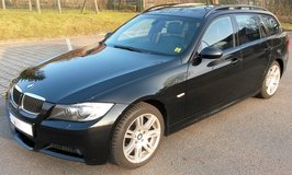 Must Sell: EuroSpec 2006 BMW 330xi Touring AWD Wagon Panoramic Moonroof Nav Black Just Inspected in Wiesbaden, GE
