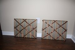 Two Decorative Memory Boards in Jacksonville, Florida