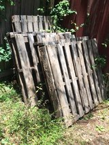 Wood Pallets and Tires in Leesville, Louisiana
