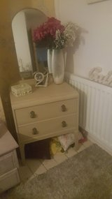 1950s dresser & mirror in Lakenheath, UK