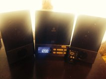 CD player with speakers in Fort Campbell, Kentucky