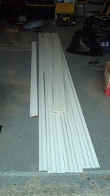 Chair rail and misc. trim pieces in Bartlett, Illinois