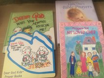 4 children's books about God and prays in Camp Lejeune, North Carolina