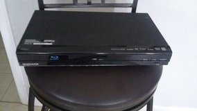 Blu Ray Player with remote in Alamogordo, New Mexico