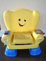 Fisher Price Laugh and Learn smart Stages Chair in Ramstein, Germany