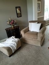 New Rocking Chair w Ottoman in Naperville, Illinois