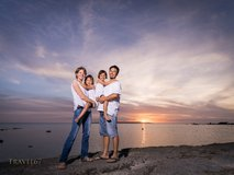 Premium Family Sessions / Senior Sessions / Headshots / Model Portfolio in Okinawa, Japan