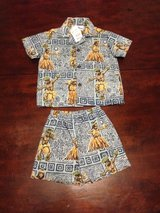 Hawaiian Short Outfit 2T in Fort Drum, New York