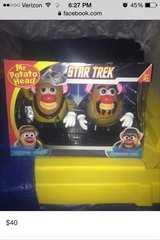 Star Trek Mr. Potato Head Set in Fort Irwin, California