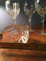 WATERFORD MARQUIS LARGE GOBLETS you will recieve all 3 in Chicago, Illinois