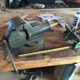 Vintage 6 Inch Vice in 29 Palms, California