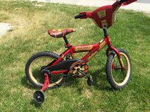 Kid Iron Man Bike in Fort Drum, New York