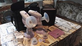 """""""EVENFLO""""breast pump (double voltage) 110V-220V in Ramstein, Germany"""