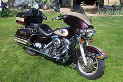 1998 Harley FLHTCI Electra Glide bagger in Mountain Home, Idaho