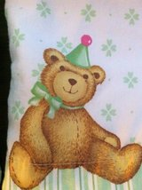 Crib Sheet Set Bear/Bunny Gend Neut in Chicago, Illinois