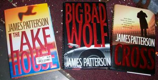 Lake House, Big Bad Wolf, Cross.  James Patterson in St George, Utah