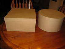 Paper Mache Boxes (large) in Lockport, Illinois