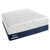 King size Beautyrest memory foam mattress about 3 years old in Pasadena, Texas
