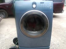 new electric dryer in Baytown, Texas