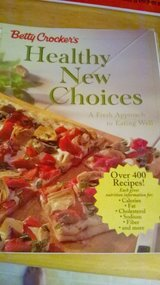 Betty Crocker Cookbook in Fairfield, California